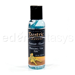 Gel - Tantric lovers prolong-'um gel