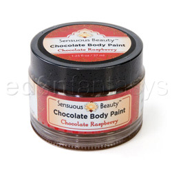 Body Paint - Sensuous chocolate body paint (Chocolate / Raspberry)