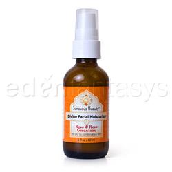 Facial moisturizer (Geranium / Rose)