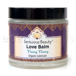 Cream - Love balm (Ylang ylang)