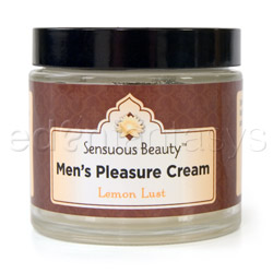 Cream - Men's pleasure cream (Lemon)