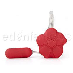 Bullet Vibrator - Power bud bullet (Red)