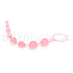 Anal Bead - Anal 101 intro beads (Pink)