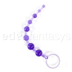 Anal Bead - Anal 101 intro beads (Purple)