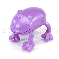 Personal massager - Mr.Froggy massager