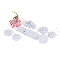 Massager - Asian flower massage kit