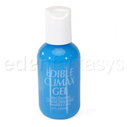 Gel - Edible climax gel