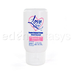 Cream - Love stuff femme arousal creme (berries & cream)