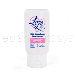Cream - Love stuff femme arousal creme (very cherry)