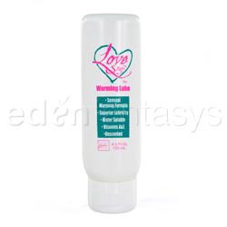 Lubricant - Love stuff warming lube