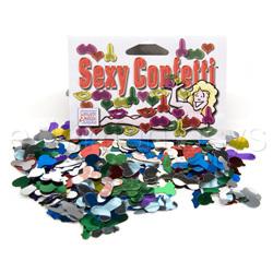 Gags - Sexy confetti
