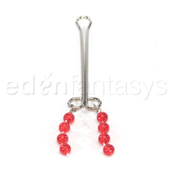 Clitoral jewelry - Clitoral jewelry (Pearl metallic)