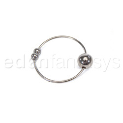 Belly button ring - Belly button ring (Silver)Belly button ring - Belly button ring (Silver)