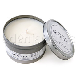 Candle - A scent of scandal (Backstabber / Red currant)