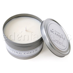 Candle - A scent of scandal (Leather / Casting couch)