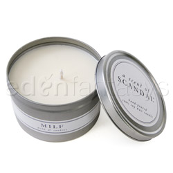 Candle - A scent of scandal (Milf / Milk and cookies)