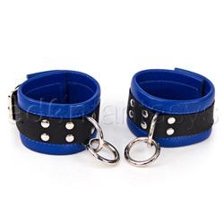 Restraints - Black and Blue medium restraints