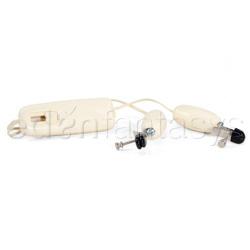 Nipple clamp - Vibrating clamp adjustable