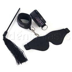 Bondage Kit - Romantic restraint kit (Black)