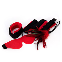 Bondage kit - Sexy slave kit