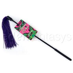 Tickler - Rubber tickler (Purple)