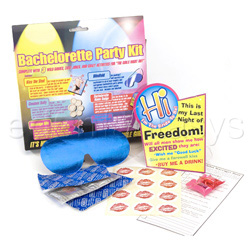 Gags - Bachelorette party kit