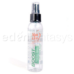 Spray lubricant - Boost spray with hemp seed