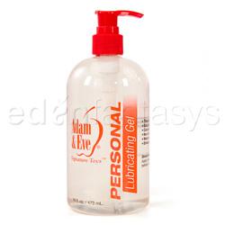 Lubricant - Personal lubricating gel (16 fl.oz.)
