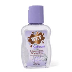 Lubricant - Wet naturals silky supreme (1.5 fl.oz.)