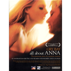 Image of Adult dvd - All About Anna