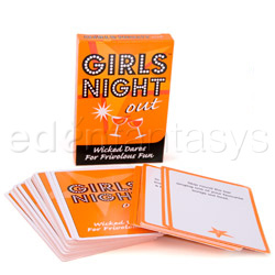 Sex Game - Girls night out