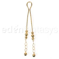 Clitoral jewelry - Labia clip