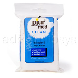 Adult Wipe - Pjur med clean wipes