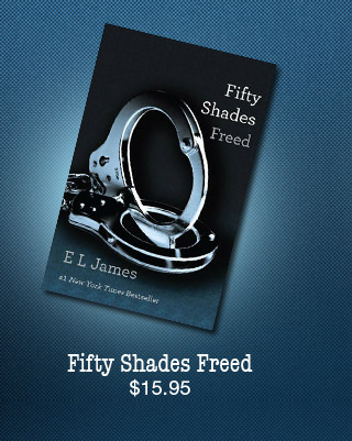 Fifty Shades Freed: Book Three