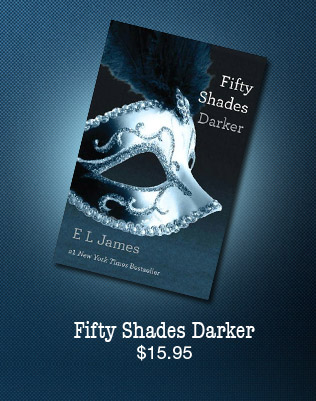 Fifty Shades Darker: Book Two
