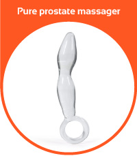 Pure prostate massager
