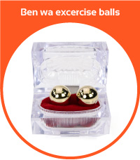Ben wa excercise balls