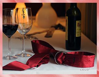 Boa pleasure ties