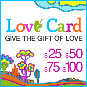 Love Cards - Give the gift of love