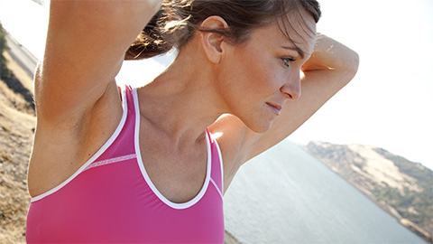 3. You strengthen your pelvic floor muscles and burn calories