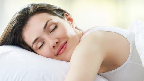 5. It Helps You Sleep