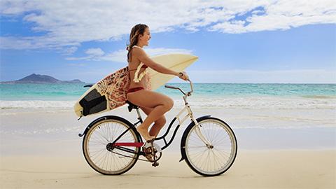 Destination: Beach resort