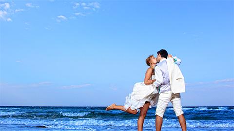 Destination: Honeymoon bliss