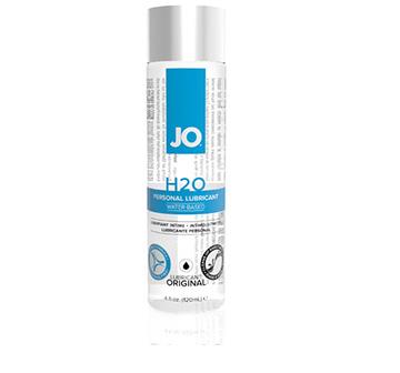 JO H2O lubricant