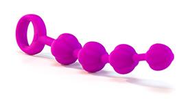 Sensuous anal beads