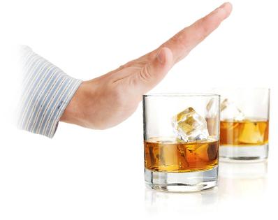 Go Easy On The Booze