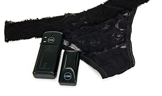 Dr. Laura Berman Astrea 2 - vibrating panty